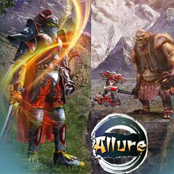 Allure — игра, картинка цветная
