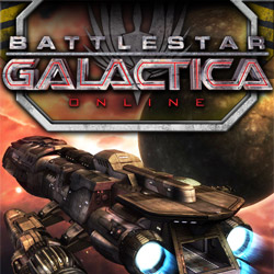 Battlestar Galactica — игра, картинка цветная