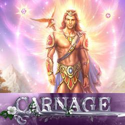 Carnage — игра, картинка цветная