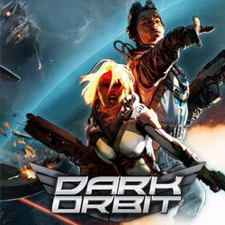 Dark Orbit — игра, картинка цветная
