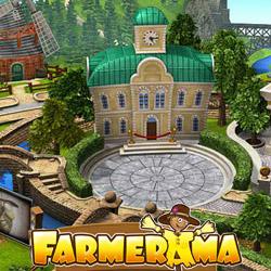 Farmerama — игра, картинка цветная