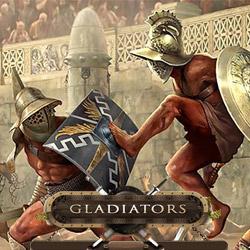Гладиаторы — игра, картинка цветная