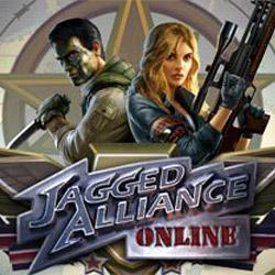 Jagged Alliance — игра, картинка цветная
