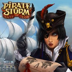 PirateStorm — игра, картинка цветная