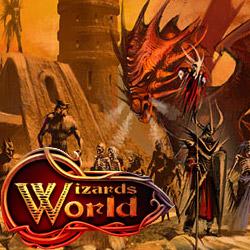 Мир Волшебников — игра, картинка цветная