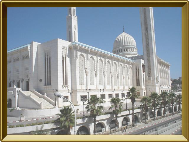 Алжир — город, фото в рамке №2