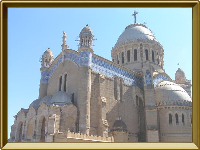 Алжир — город, фото в рамке №3