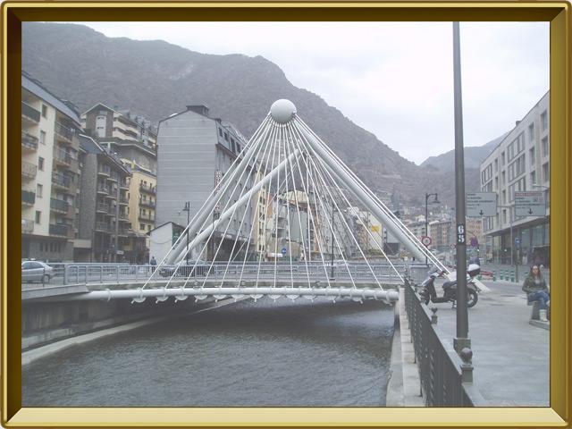 Андорра-ла-Велья — город, фото в рамке №3