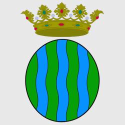 Андорра-ла-Велья — герб города, картинка цветная