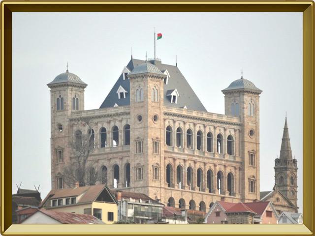 Антананариву — город, фото в рамке №1