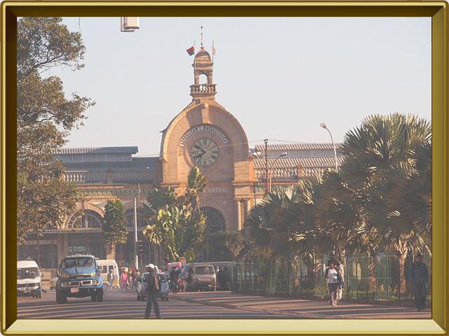 Антананариву — город, фото в рамке №2