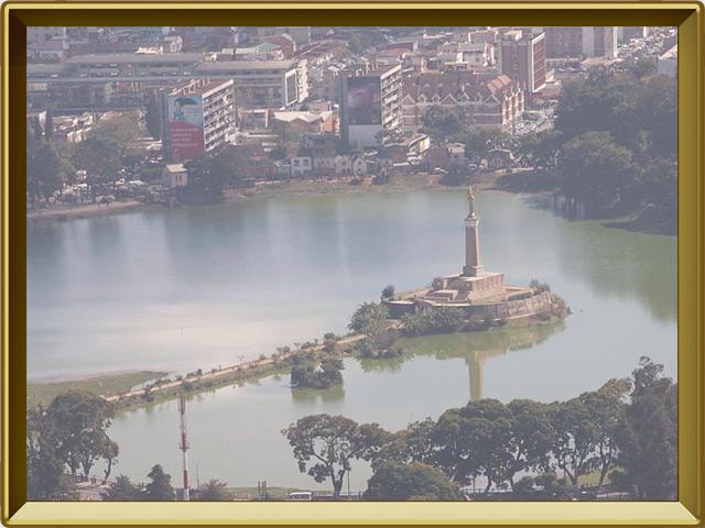 Антананариву — город, фото в рамке №3