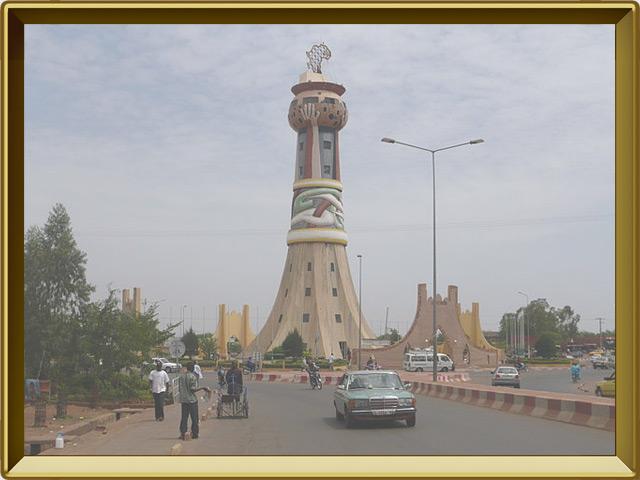 Бамако — город, фото в рамке №1