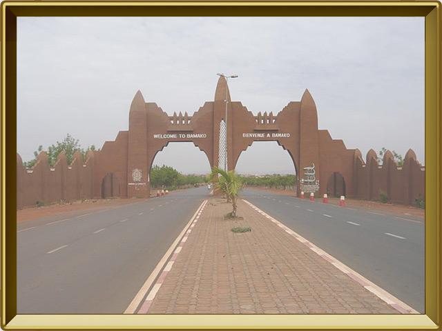Бамако — город, фото в рамке №3