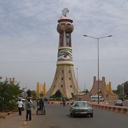 Бамако — город, картинка цветная