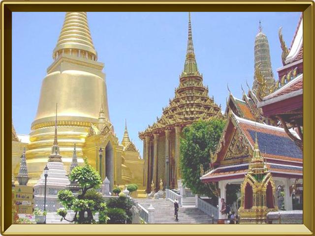 Бангкок — город, фото в рамке №3