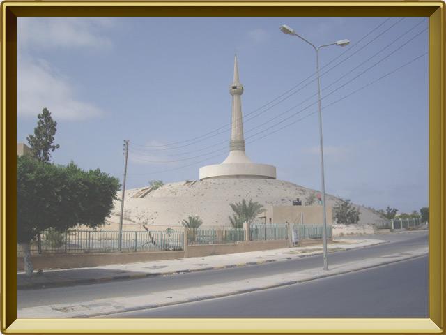 Бенгази — город, фото в рамке №1