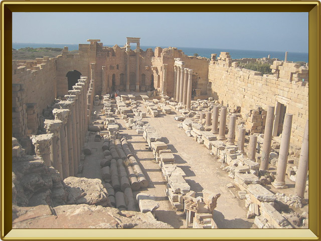 Бенгази — город, фото в рамке №3