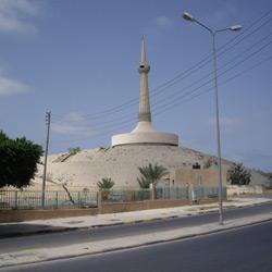 Бенгази — город, картинка цветная