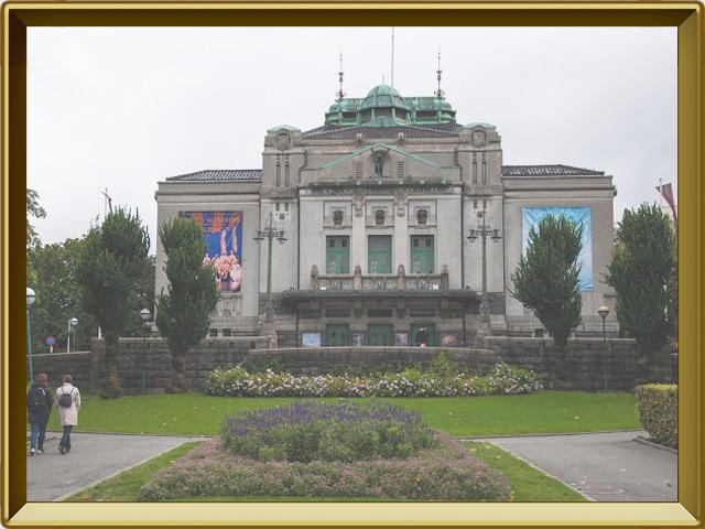 Берген — город, фото в рамке №2