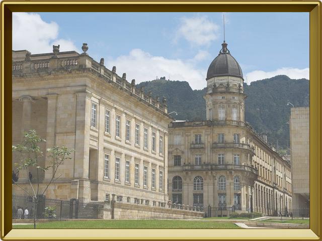 Богота — город, фото в рамке №2