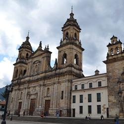 Богота — город, картинка цветная