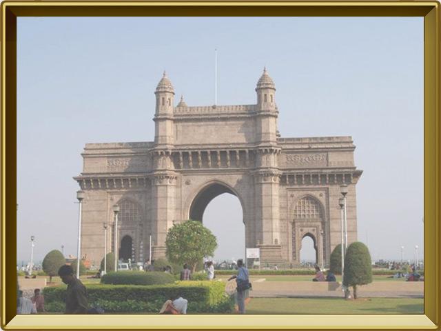 Бомбей (Мумбаи) — город, фото в рамке №2