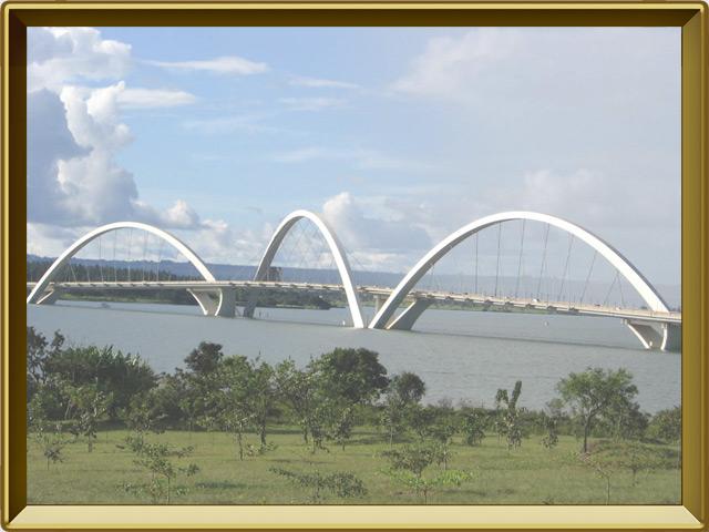 Бразилиа — город, фото в рамке №3