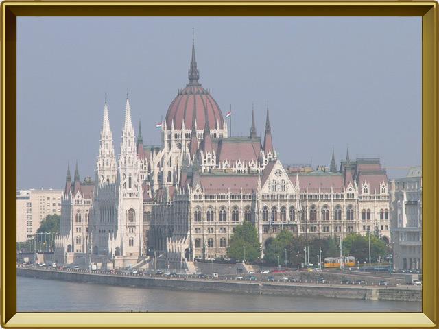 Будапешт — город, фото в рамке №2