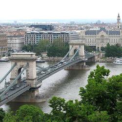 Будапешт — город, картинка цветная