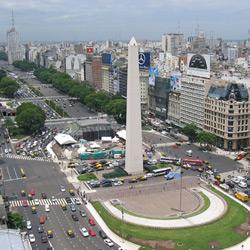 Буэнос-Айрес — город, картинка цветная