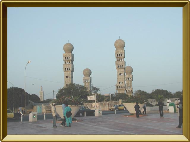 Дакар — город, фото в рамке №1