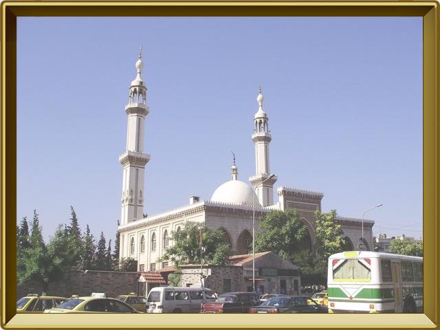 Дамаск — город, фото в рамке №3