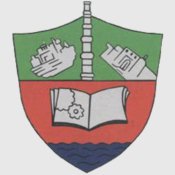 Дели — герб города, картинка цветная