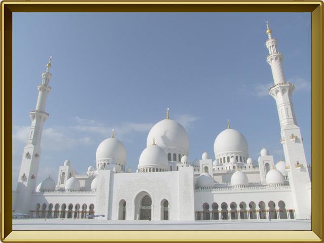Дубай — город, фото в рамке №2