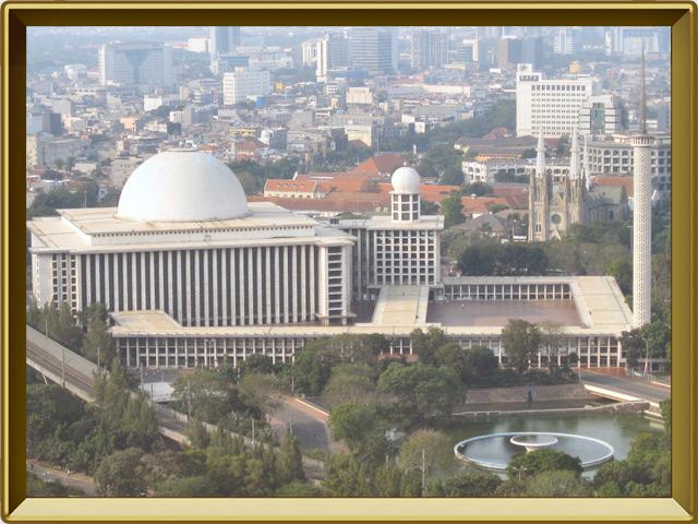 Джакарта — город, фото в рамке №2