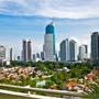 Джакарта — город