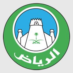 Эр-Рияд — герб города, картинка цветная