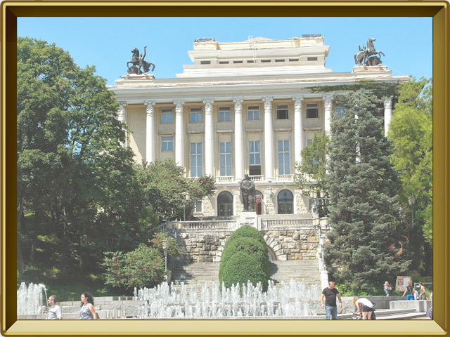 Габрово — город, фото в рамке №1
