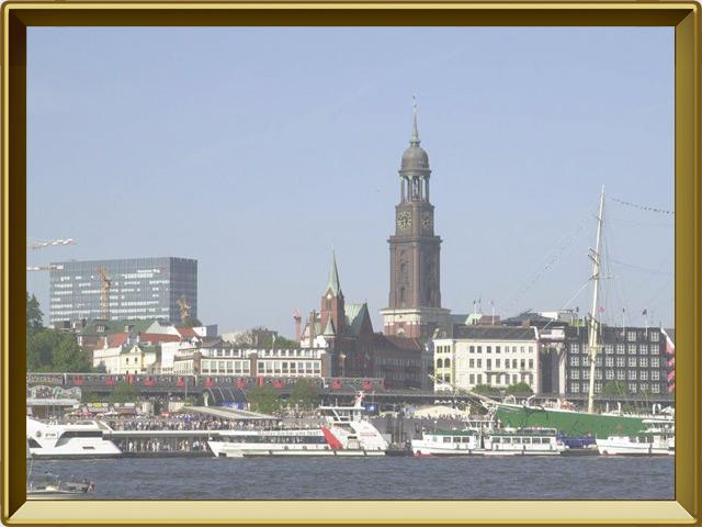 Гамбург — город, фото в рамке №2