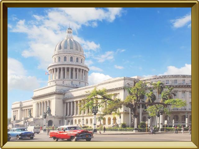 Гавана — город, фото в рамке №1