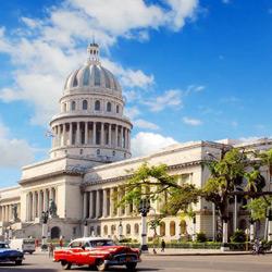 Гавана — город, картинка цветная