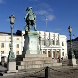 Гётеборг — город, картинка цветная