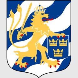 Гётеборг — герб города, картинка цветная
