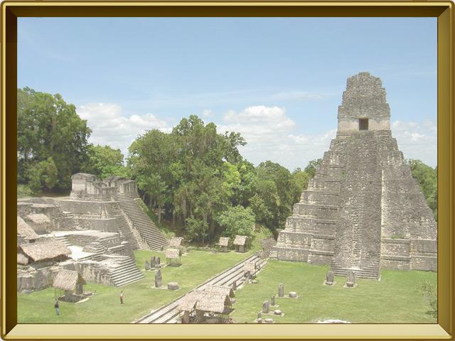 Гватемала — город, фото в рамке №2