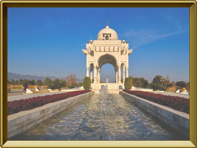 Исламабад — город, фото в рамке №2