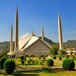 Исламабад — город, картинка цветная