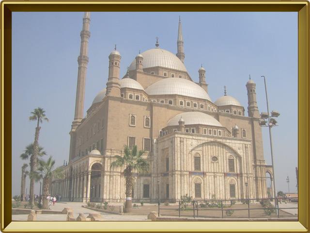 Каир — город, фото в рамке №2