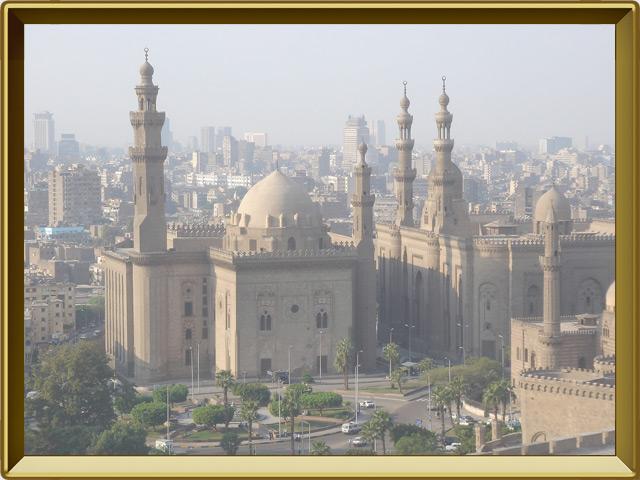 Каир — город, фото в рамке №3