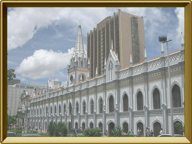Каракас — город, фото в рамке №3